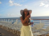 T on Celebrity Cruise