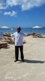 Philip at home #SandalsNegril